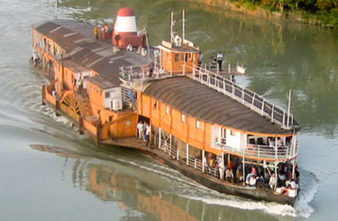 Sundrbans Day Tour - Paddle Wheel Steamer Cruise - The World Heritage site Historical Sixty Tomb Mosque Bagerhat Tour - Old Dhaka City Tour